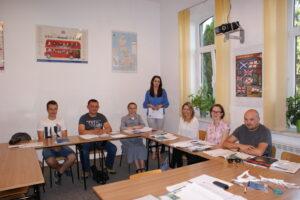 szkoła języków galeria 8