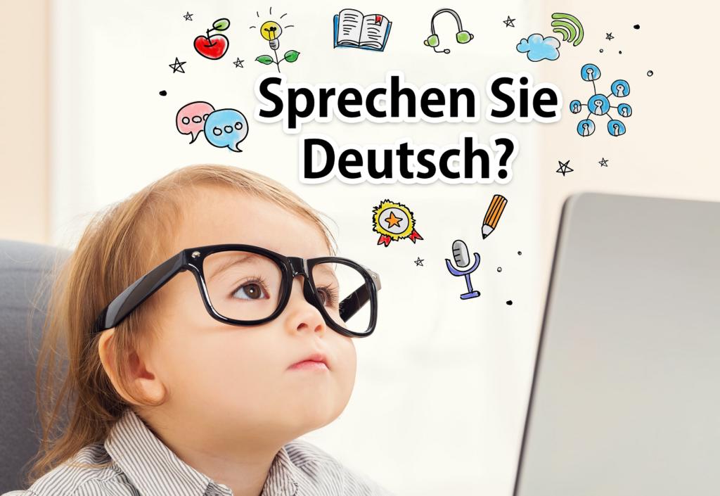 niemiecki dla dzieci online